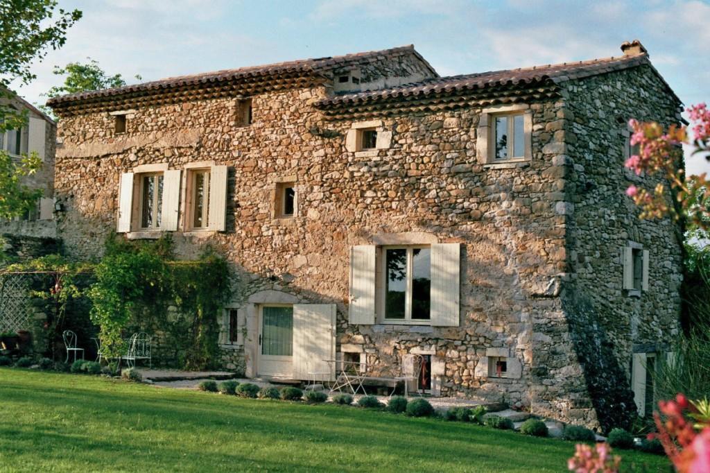 Het verblijf: Le Chatelas